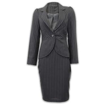 121d021f26970a NA - ZSK1 Ensemble Tailleur Blazer Jupe Droite Pour Femme Habillé ...