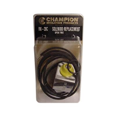 Champion Irrig Div Arrowhead Brass RK-28C 24-Volt AC Solenoid Kit