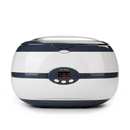 FAMILIFE Ultrasonic Cleaner with Digital Timer for Jewelry, Eyeglasses , Rings , Watches , - At Eyeglasses Target
