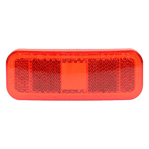 Triplex 117R RV/Auto Marker Lamp Lens - Red