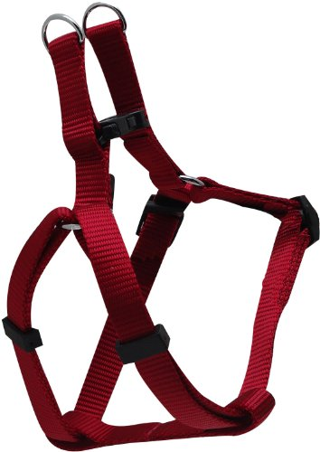 Dogit Adjustable Step-In Dog Harness, X-Small, Red, My Pet Supplies