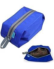 حقيبة تخزين مريحة للسفر متعددة الوظائف مصنوعة من النايلون المقاوم للماء لتنظيم الأحذية وحقائب تصنيف الأحذية وحقيبة يد وحقائب محمولة