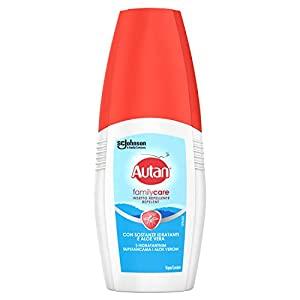 Autan Family Care Vapo, Insetto Repellente e Antizanzare Tigre e Comuni, 1 Confezione da 100 ml 5 spesavip
