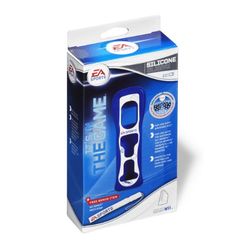 EA Sports Remote Silicone Sleeve (Wii) (Wii Sleeve Silicon)