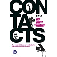 Contacts 2016: Stage, Film, Television, Radio 2016