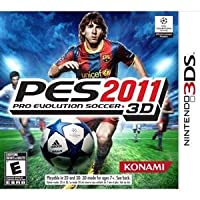 NEW Pro Evolution Soccer 2011 3DS (Videogame Software)