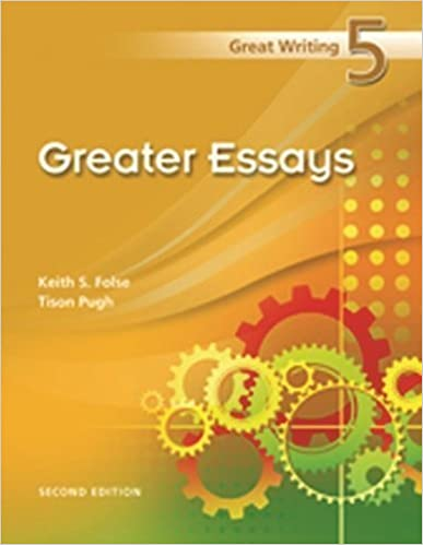 Book Great Writing 5: Greater Essays 2nd edition by Keith S. Folse, Tison Pugh (2009)