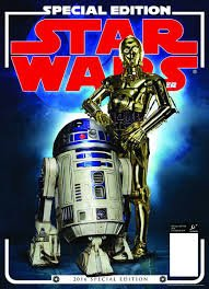 Star Wars Insider 148 page special edition 2016 (featuring the very best insider interviews, features, and more)