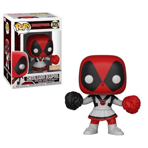 Funko Pop! Marvel Cheerleader Deadpool #325