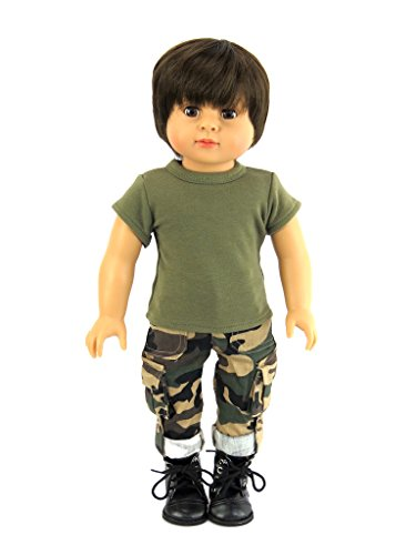 Army Outfit| Fits 18