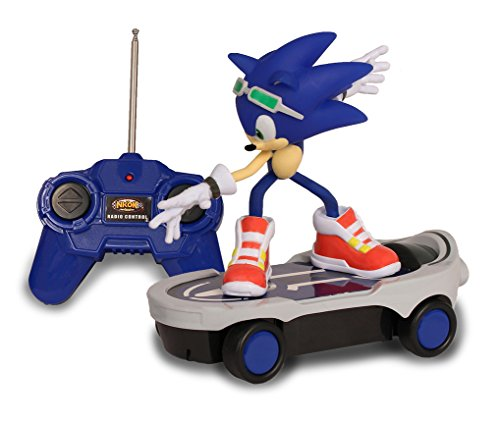 NKOK Sonic Free Rider R/C -Sonic (Riders Figures Sonic Action Free)