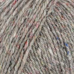 Valley Yarns Taconic Bulky Weight Yarn, 70% Merino Wool/ 30% Cashmere - #514550 Grey/Multi Tweed