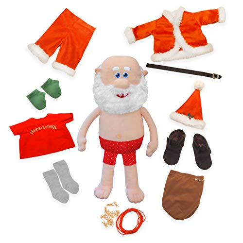Santa Clothes The Countdown to Christmas Doll]()