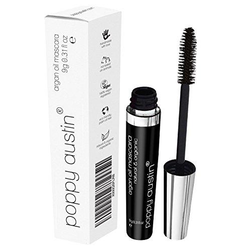 FINEST Vegan & Organic Lengthening Mascara Black With Argan Oil -...