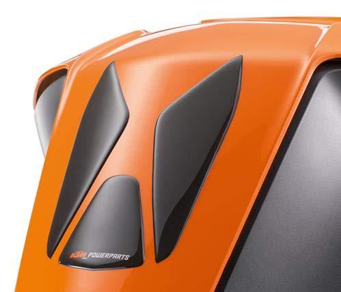 Amazon.com: New KTM – tanque pad protección Set 2015 390 ...
