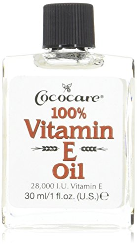 Cococare 100% Vitamin E Oil, 1 Ounce (Pack of 2)
