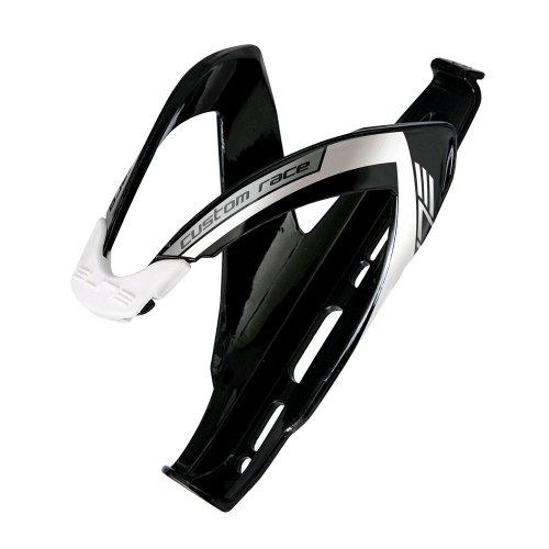Custom Carbon Bikes - Elite Custom Race Bottle Cage, Black