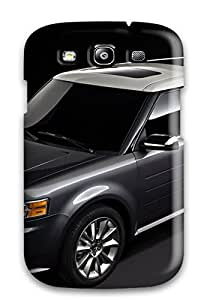 For Galaxy S3 Premium Tpu Case Cover Vehicles Car Protective Case