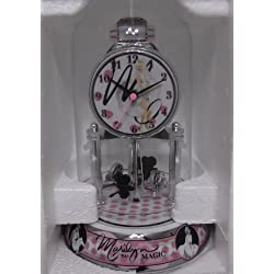 Marilyn Monroe Collectible Anniversary Clock
