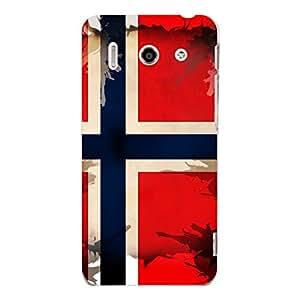 "Disagu Design Protective Case para Huawei Ascend G510 Funda Cover ""Norwegen"""