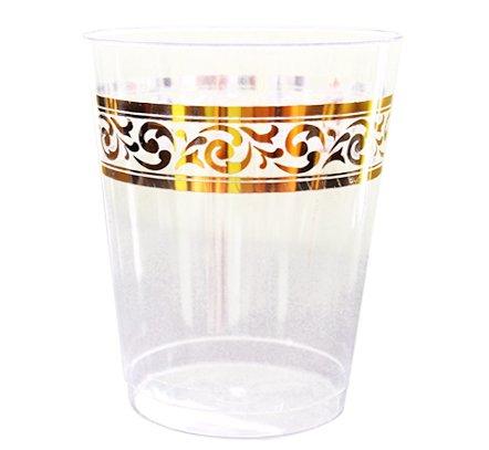 elegant plastic cups - 2