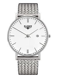 Elysee Mens Watch Classic Zelos 98000M