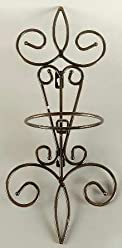 5351A - Princess House Metal Wall Sconce