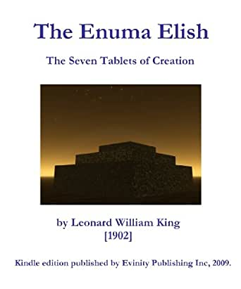 The Enuma Elish and Genesis – an Analysis