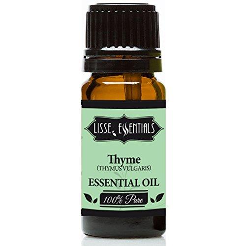 (Thyme (Thymus Vulgaris) Essential Oil 100% Pure Therapeutic Grade, 10 ml)
