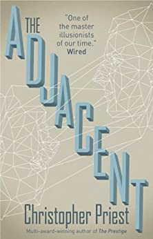 The Adjacent by [Priest, Christopher]