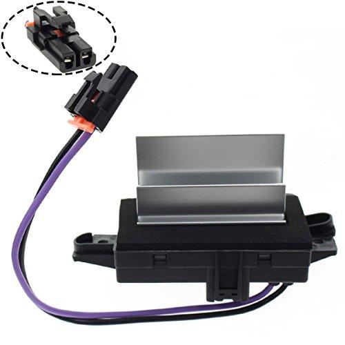 - AUTOKAY New Blower Motor Resistor HUMMER H2 Heater Blower Motor Fan Resistor Control Module Exchange