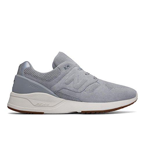 New Balance , Herren Sneaker grau Bianco 43.0