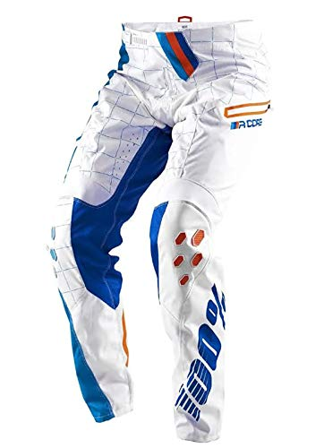 100% Unisex-Child's Speedlab (47002-000-24) R-Core DH Youth Pants White - 24