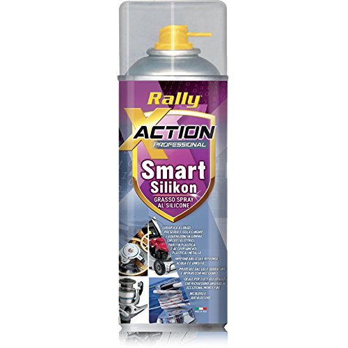 XAction Smart Silikon - GRASSO SPRAY AL SILICONE 400ML Eurasia Go Fabs