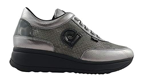 Agile 1304 Gris Femme By Rucoline Sneakers 39 83581 34ARjL5