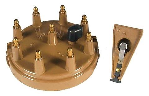 ACCEL 8224 Distributor Cap and Rotor Kit - Tan - Mercury Marquis Distributor Rotor