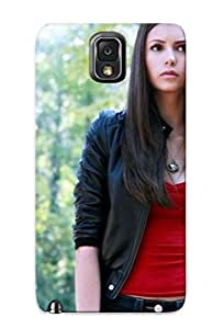 Durable Protector Case Cover With Elena - The Vampire Diaries Hot Design For Galaxy Note 3 (ideal Gift For Lovers)