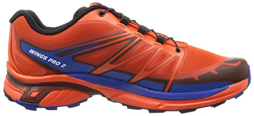 Salomon Scarpe Orange 2 Blue Pro Da Red 8 Escursionismo Wings rrRax