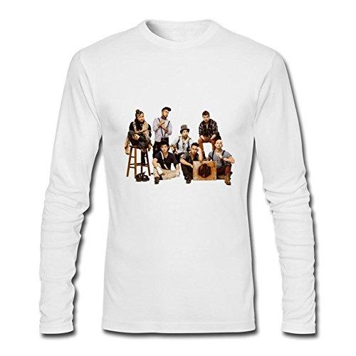 Men's 2015 America's Best Dance Crew Poster Long Sleeve T-Shirt (Best Of America's Best Dance Crew)