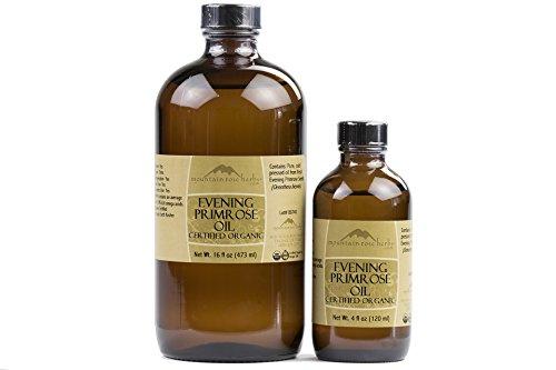 Mountain Rose Herbs - Evening Primrose Oil 4 oz