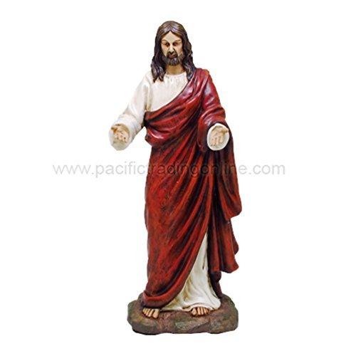 - PTC 10 Inch Jesus Christ Healing Hands Religious Statue Figurine