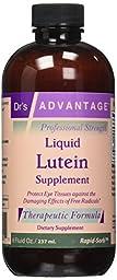 Dr\'s Advantage Liquid Lutein Supplement, 8 Ounce