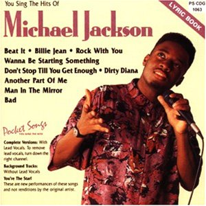Michael Jackson - You Sing the hits of Michael Jackson