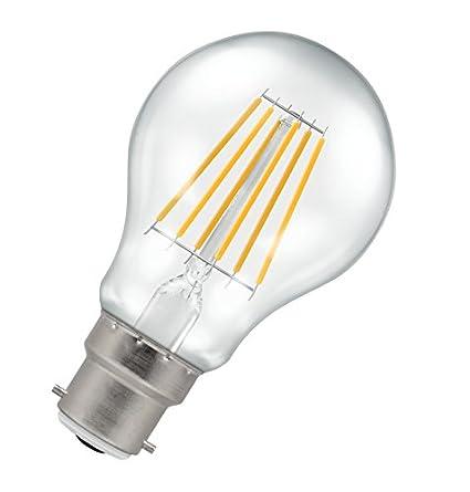 Crompton lámparas LED regulable filamento, B22d, 7,5 W: Amazon.es: Iluminación