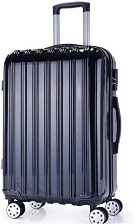 Color : Black, Size : XL Liufeilong Large Capacity 26 inch 28 inch ABS Trolley case Luggage Universal Wheel Password Suitcase Men and Women