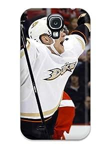 Discount anaheim ducks (56) NHL Sports & Colleges fashionable Samsung Galaxy S4 cases 4863575K579143725