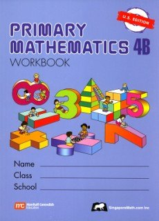 Primary Mathematics 4B Workbook (U.S. Edition) pdf epub