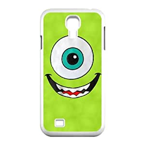 Samsung Galaxy S4 9500 Cell Phone Case White Monsters, Inc S0381077