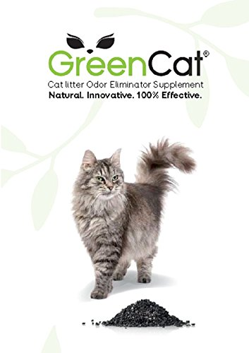 GreenCat Natural Cat Litter Odors Eliminator