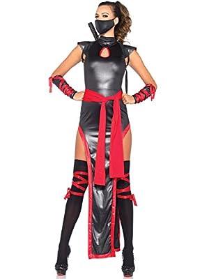 Leg Avenue Women's Shadow Ninja